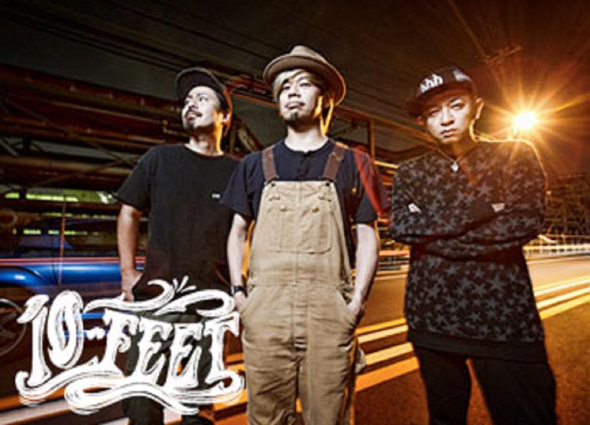 10-FEET / Dizzy Sunfist / Ken Yokoyama / ROTTENGRAFFTY / SHANK / [Opening Act]Sunrise In My Attache Case(表記 A to Z)
