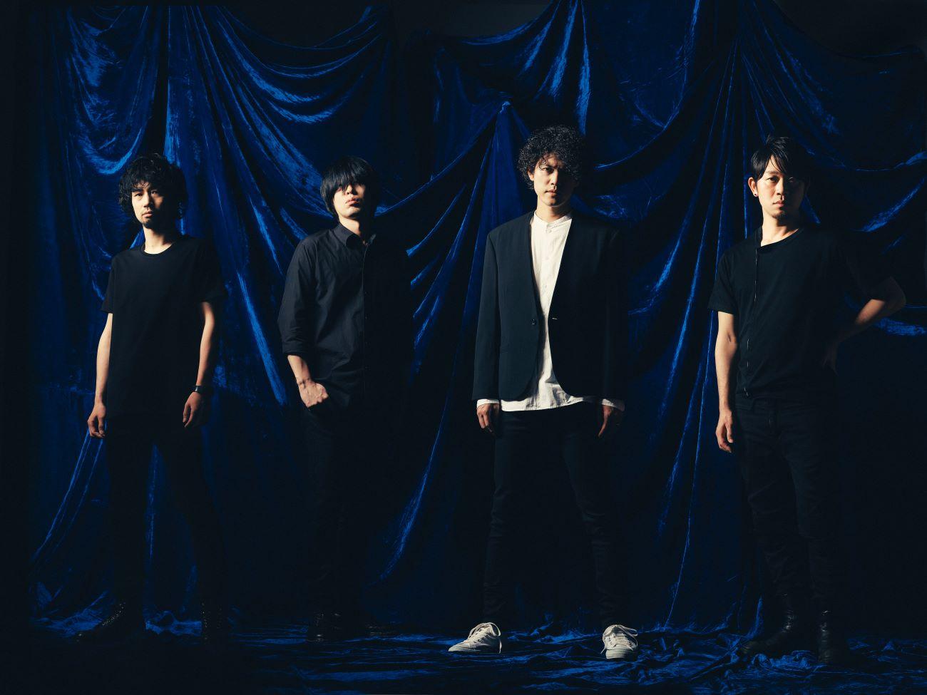 9mm Parabellum Bullet│8th ALBUM 「DEEP BLUE」Release Tour
